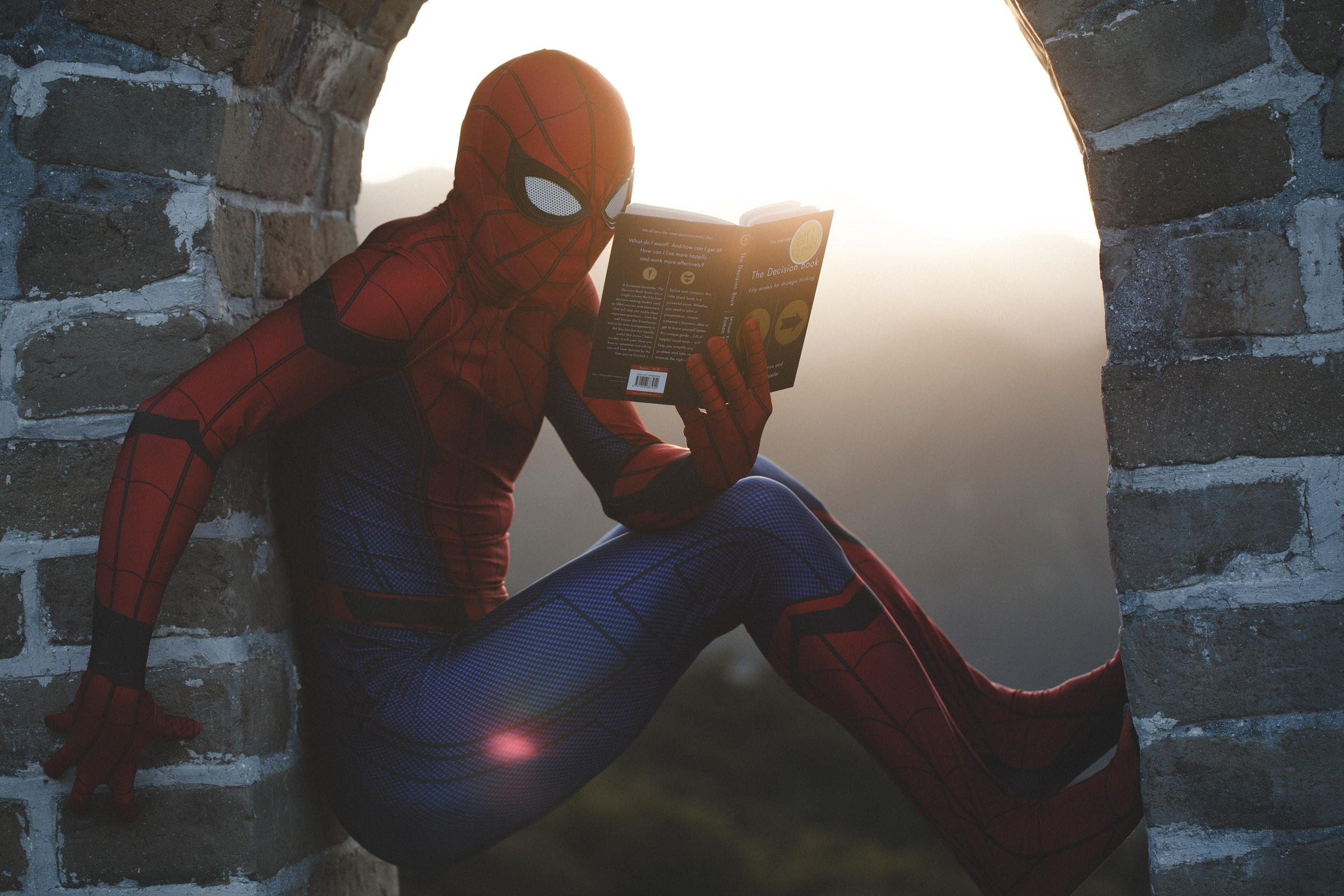 From The Past: The Amazing Spiderman With Andrew Garfield